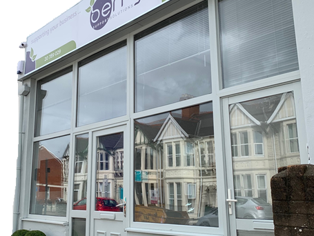 A New Office in Cardiff Heath