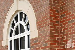 Wet Cast Window Arch