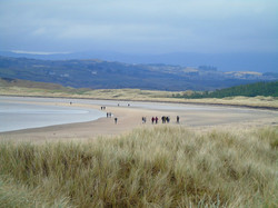 Murvagh Beach on the Wild Atlantic Way
