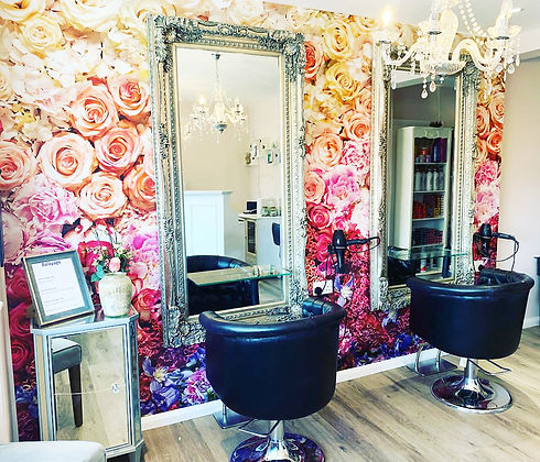 A warm welcome awaits you at our boutique salon based in Emmbrook, Wokingham. Cut and Style, Hair Colouring and Extentions are provided at our Salon