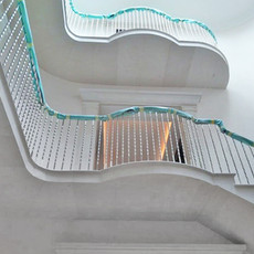 Natural Sone Staircase