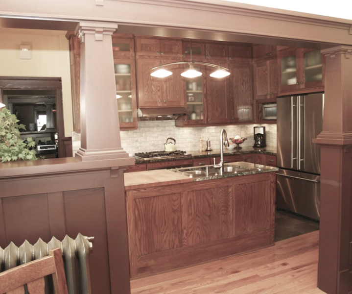 Custom Kitchen Remodeling Gallery