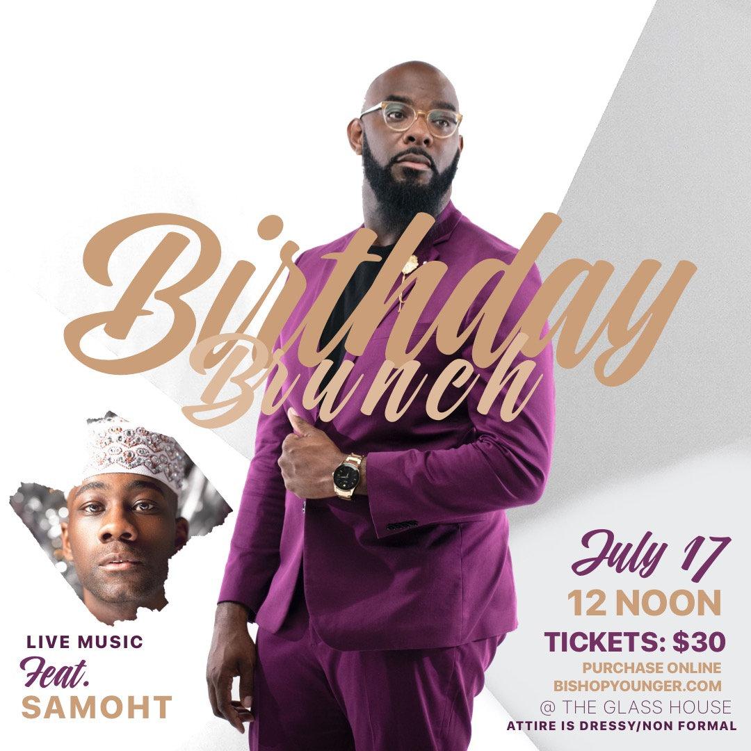 Bishop's Birthday Celebration