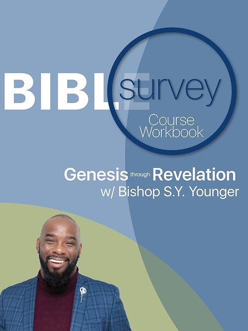 Bible Survey Workbook