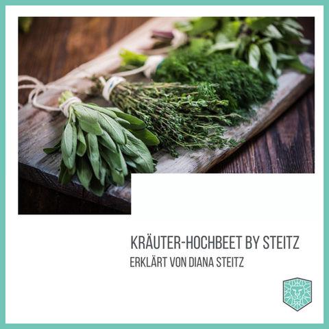 Kräuter-Hochbeet by STEITZ