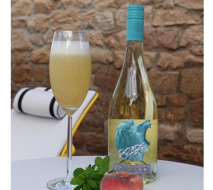 WEin-Cocktail  Bellini