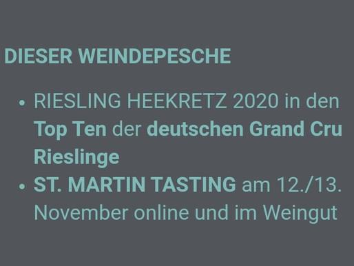 Weindepesche I November 2021