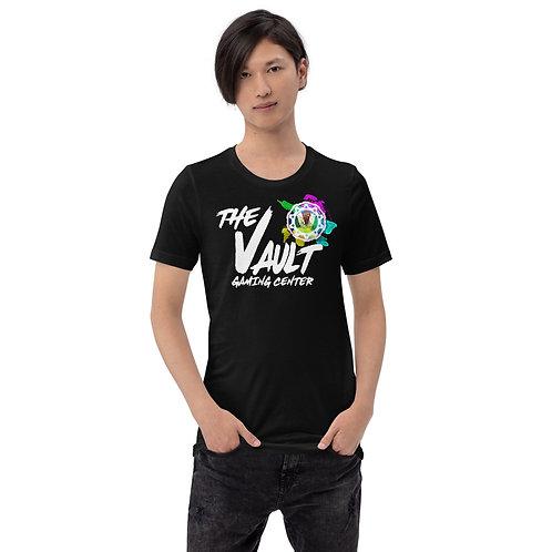 Short-Sleeve Unisex T-Shirt, Covid Light!
