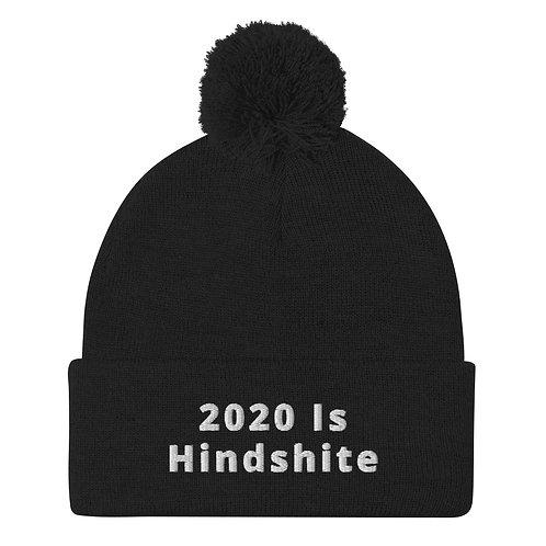Pom-Pom Beanie, 2020 Is Hindshite