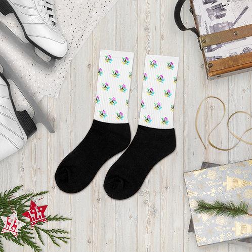 Socks, Covid Light!