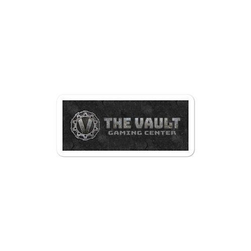 Bubble-free stickers, The Vault GC!