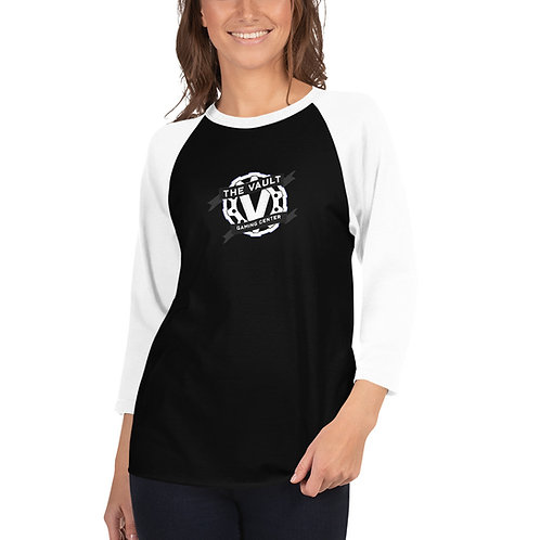 3/4 sleeve raglan shirt, Vault Fair!
