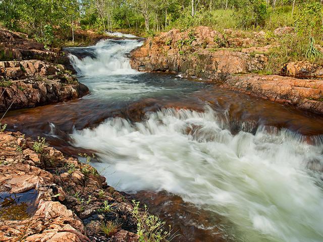 Buley's cascades