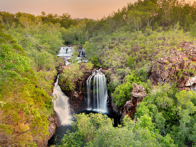 Home of Florence Falls