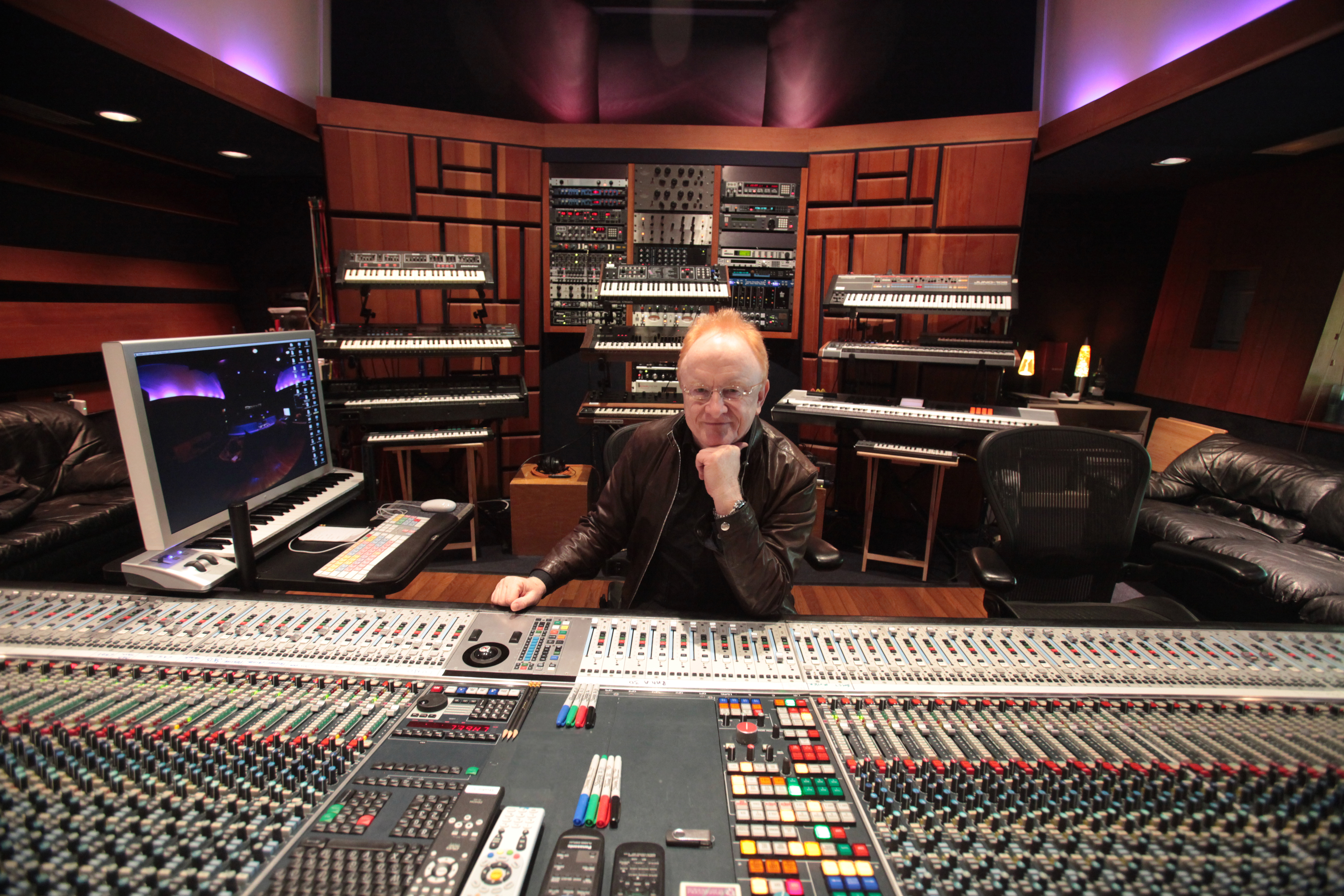 Peter Asher by Henry Diltz