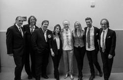 Cast of Webb Sister's 2014 US visit