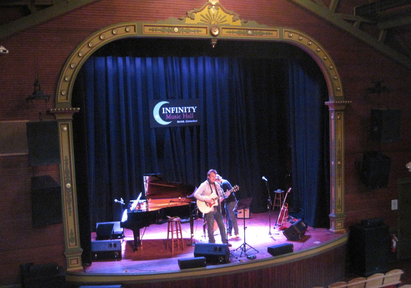 David Knopfler at Infinity Hall