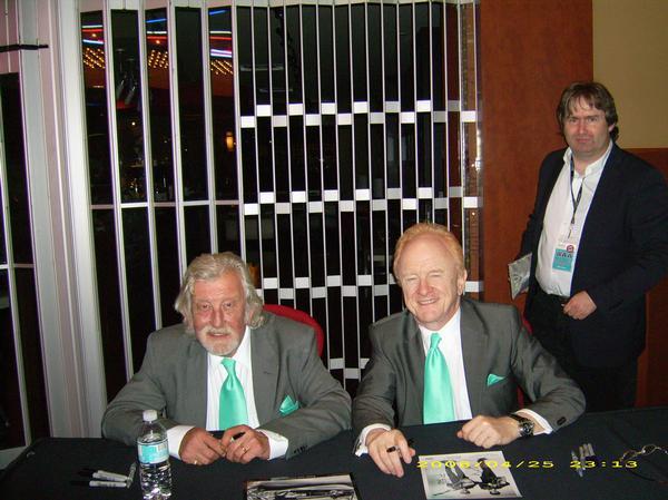 Keith Putney w/Peter & Gordon, 2008