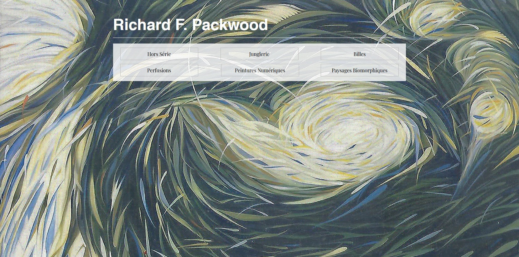 Richard F Packwood
