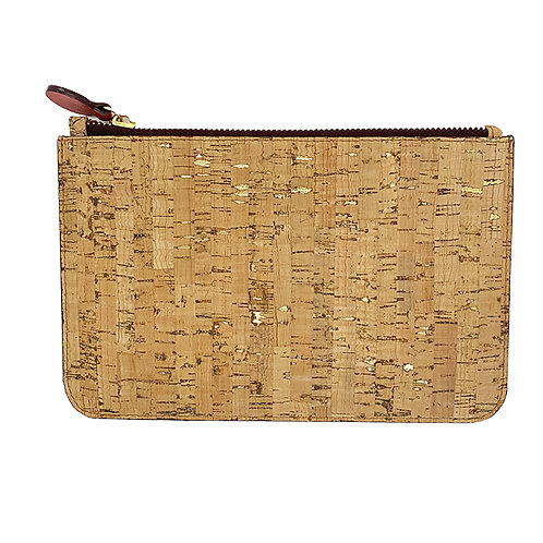 ELIA CORK CLUTCH BY NY-CORK