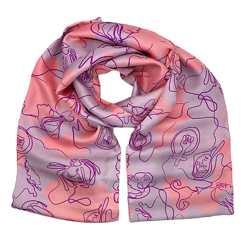 SPECIAL EDITION #ME TOO SCARF