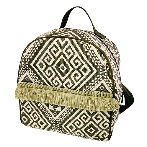 KNOSSOS SMALL OLIVE BACK PACK BY ARTEMIDE