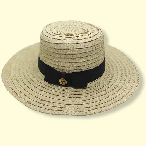BOATER HAT  by Martin Pescador
