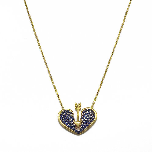 CUPIDO NECKLACE BY TUTU