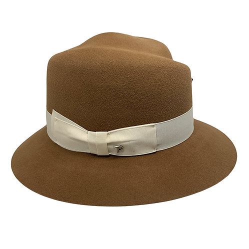 CAMEL ASIA HAT BY PANIZZA