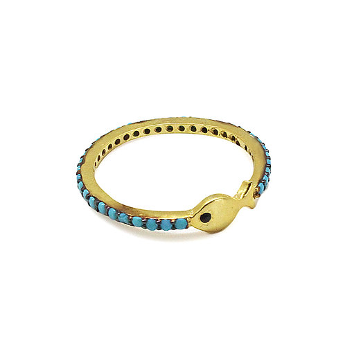 PISCA GOLD RING BY TUTU