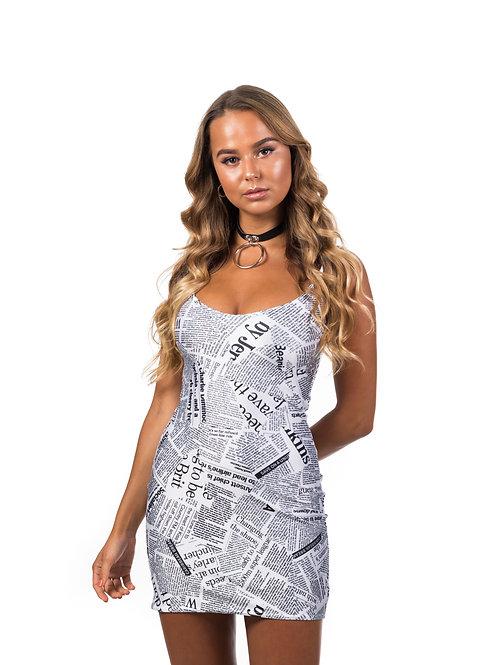 Bradshaw Mini Dress