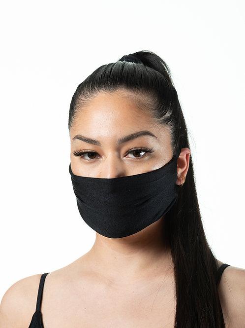 Jet Black Dust Mask