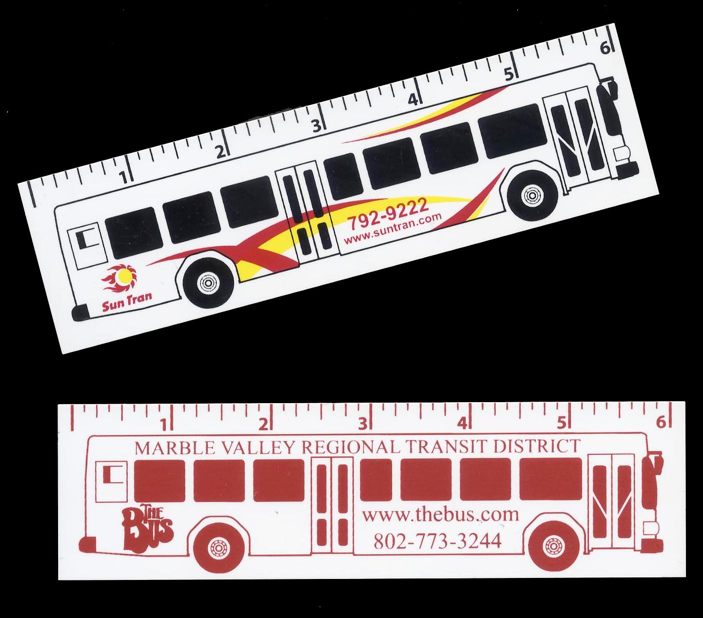 Bus Ruler