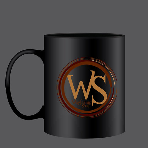 15oz Coffee Mug with Logo