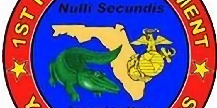 1st Florida Regiment Adult Leaders Conference and Senior Young Marine Symposium