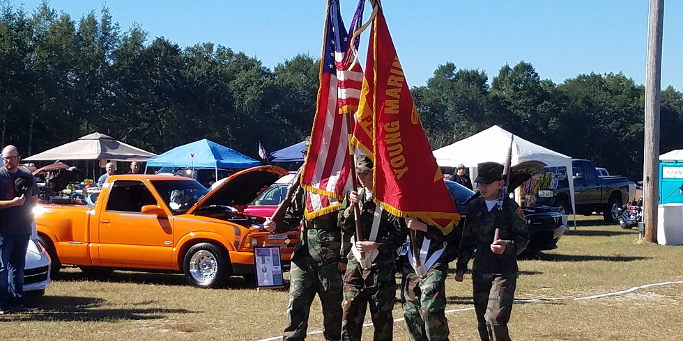 Marine Corps League Car and Craft Show