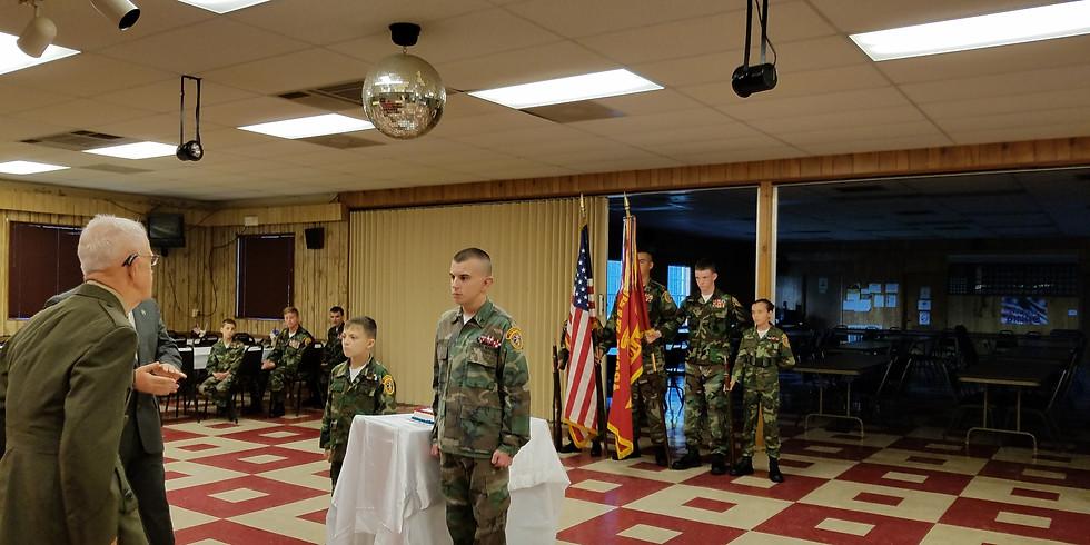Young Marine Birthday Ball