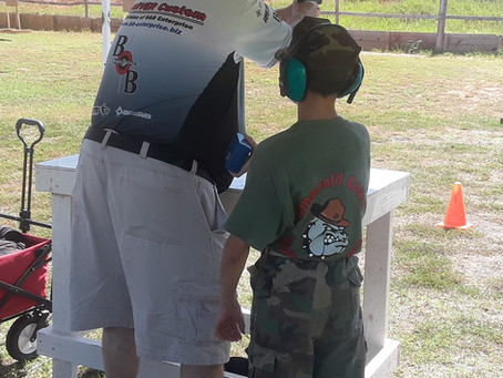 Showdown at Big Creek VII Glock Challenge