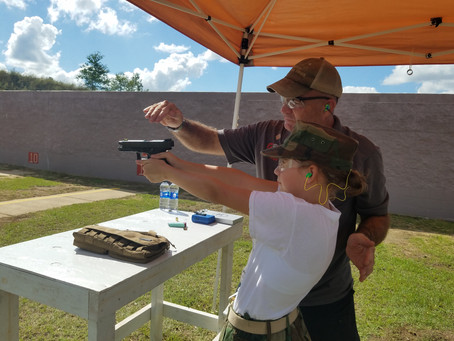 The Young Marines of Pensacola to start a youth competitive shooting team with SSSF