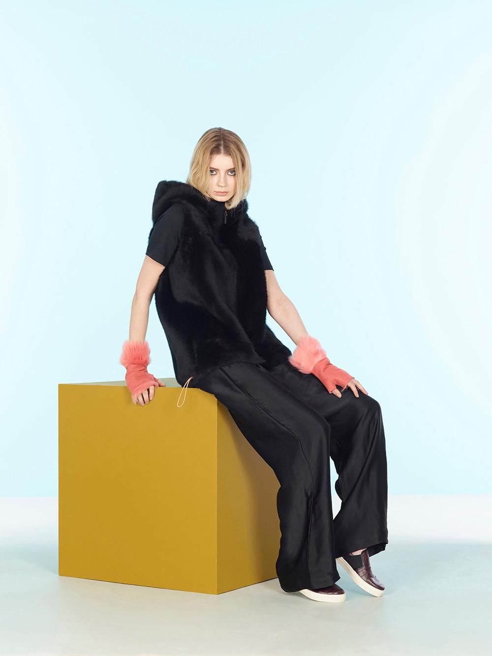 London fashion photography at RGB Digital's West London studio