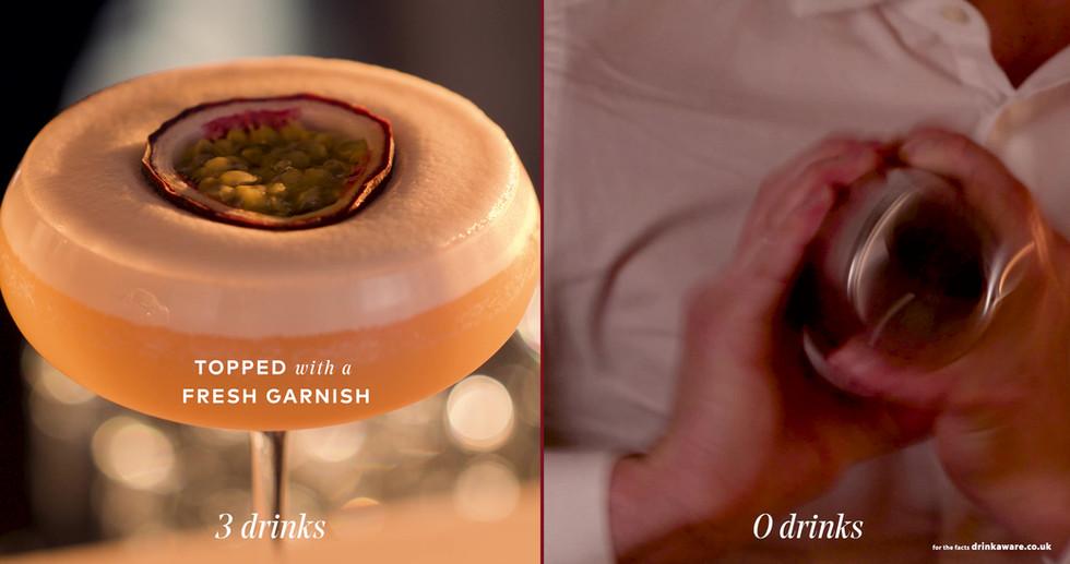 Smirnoff draught cocktails