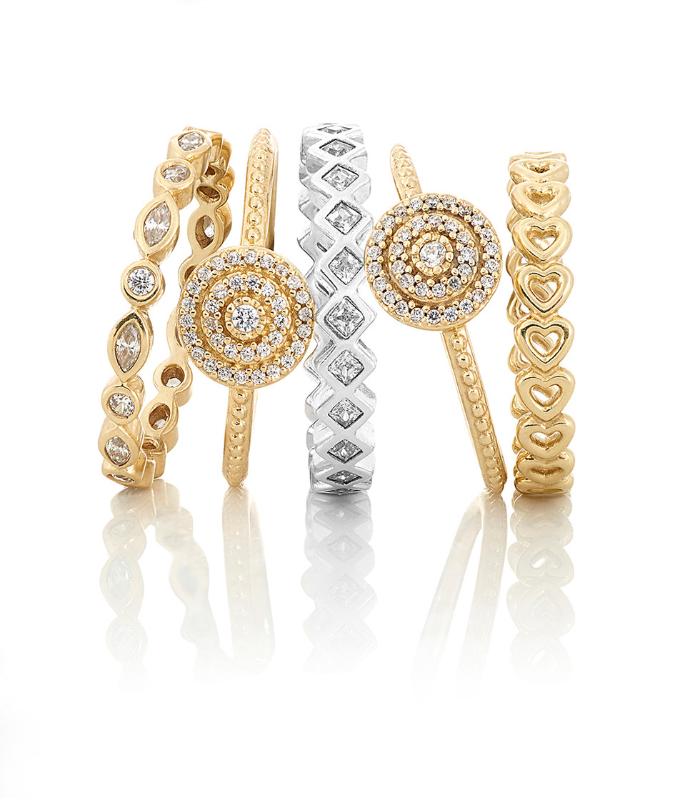 Stacks of Fun! Jewellery photography