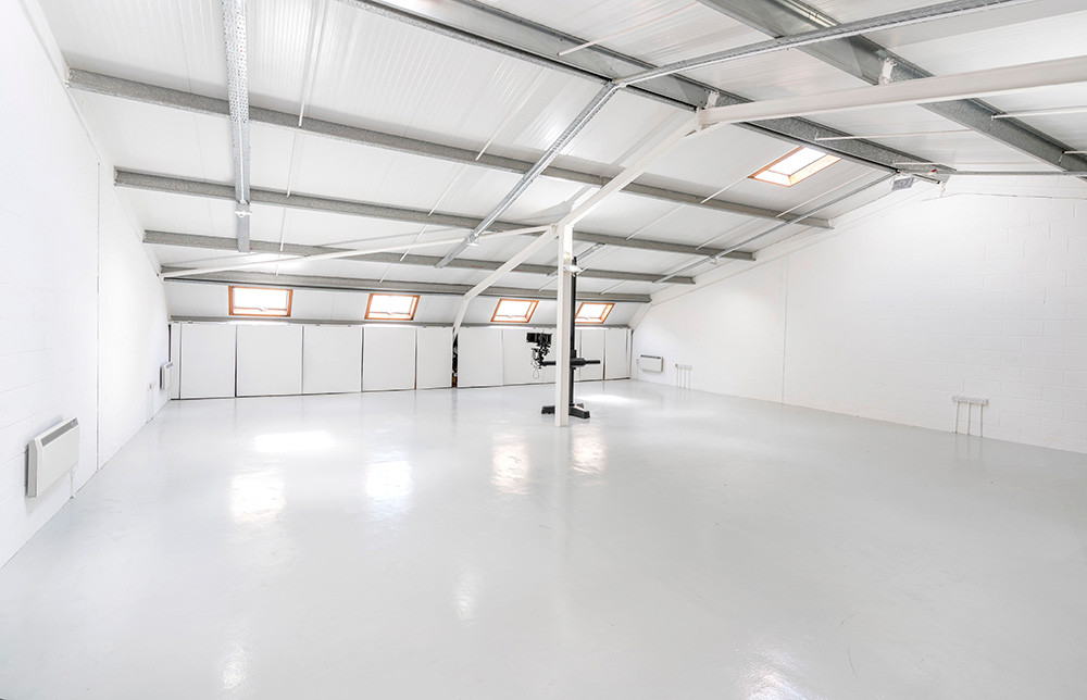 Hire photography and film studio in Acton, West London