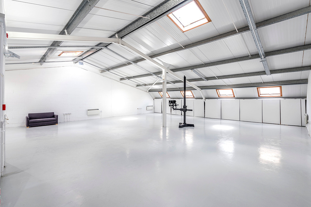 RGB Digital Ltd's new photography and film hire studio space