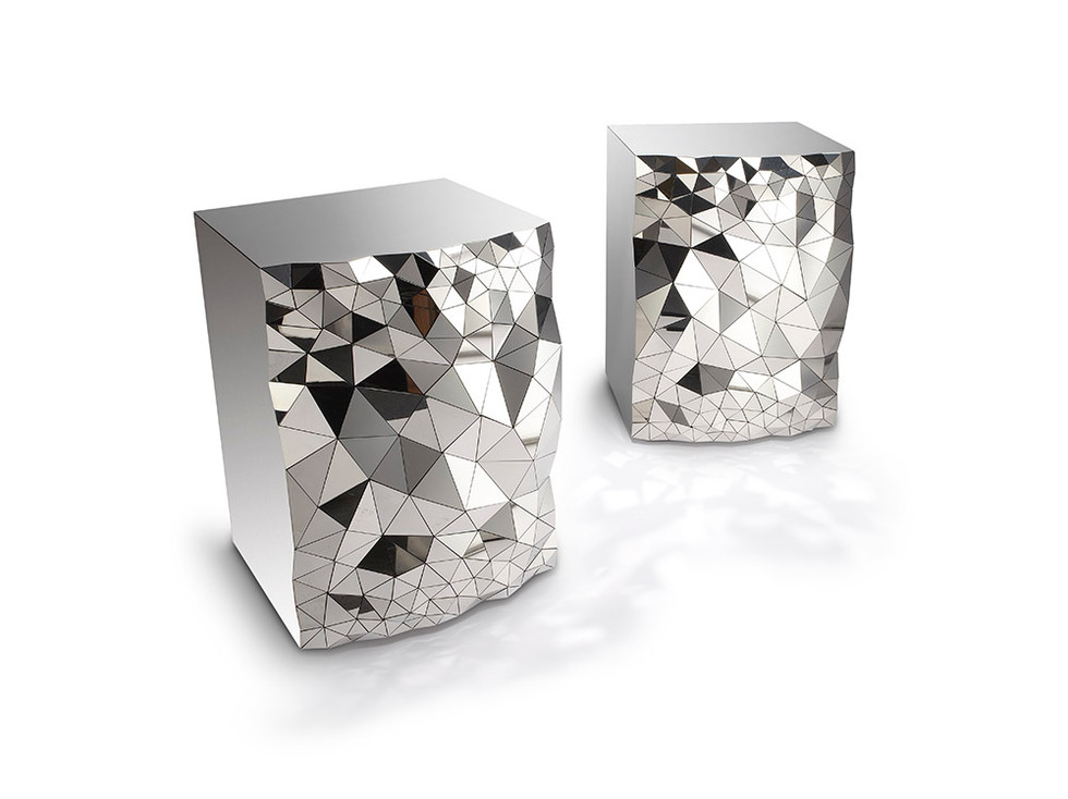 Jake Phipps' Stellar side tables