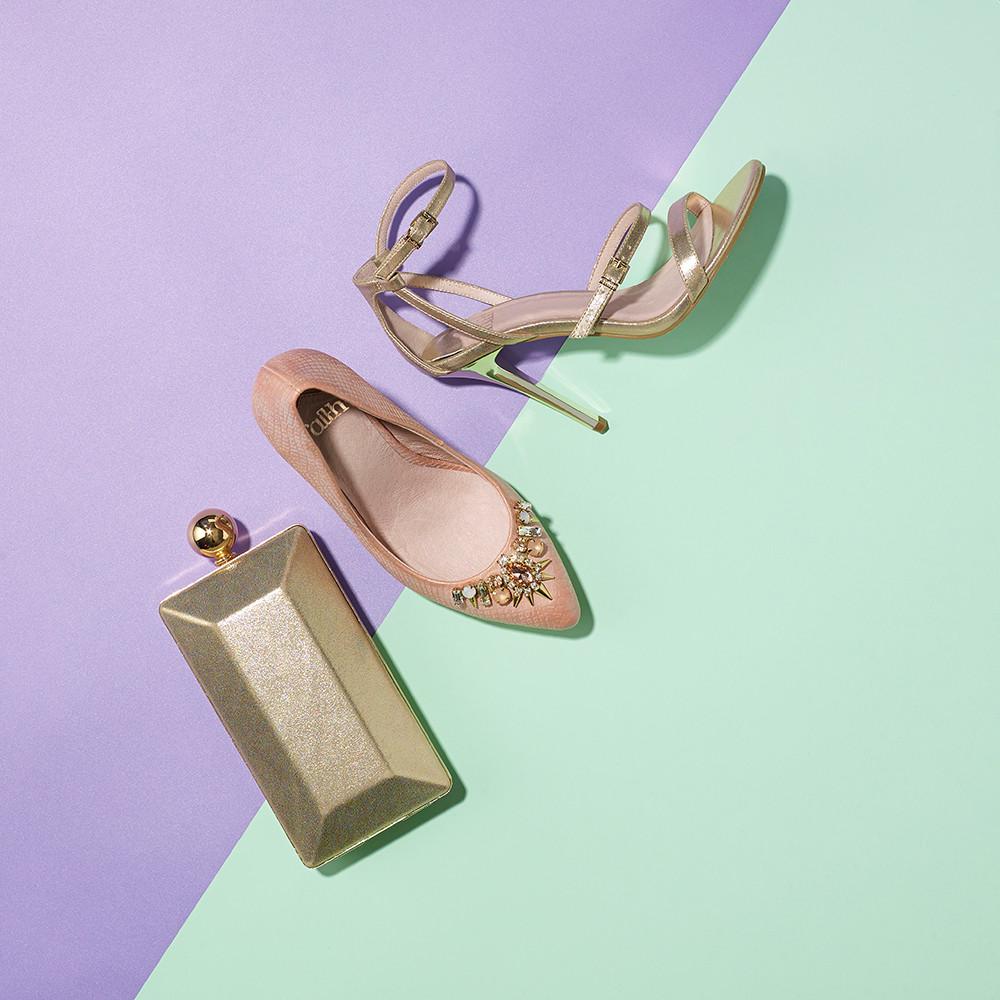 Faith Shoes by RGB