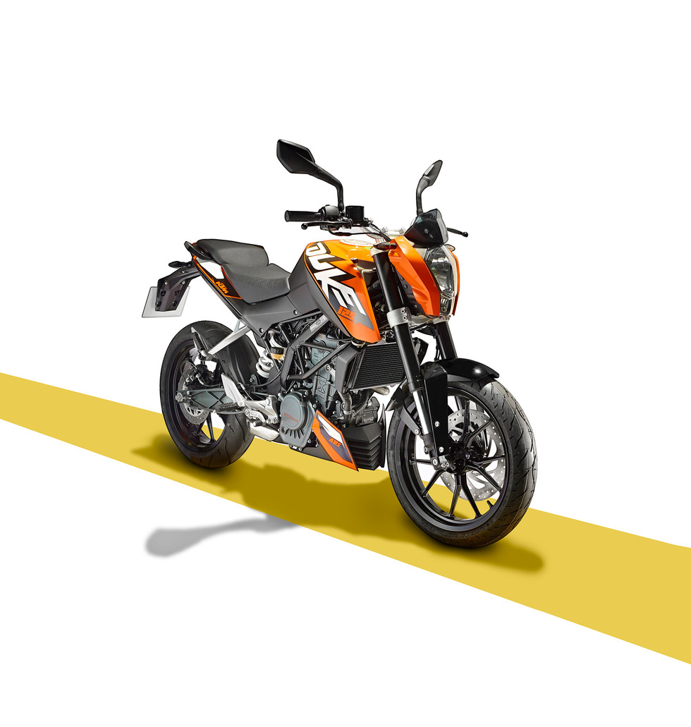 Motorbike Shoot : Creative product photography