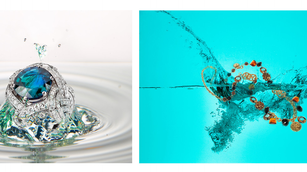 Jewellery and Water