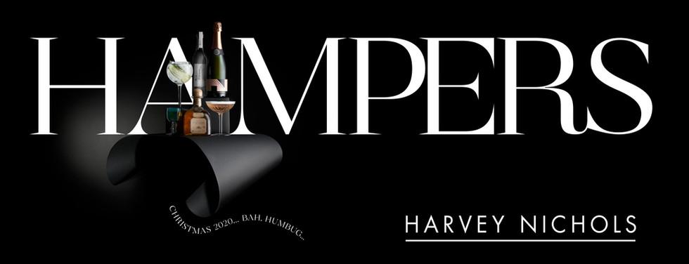 Harvey Nichols drink hampers