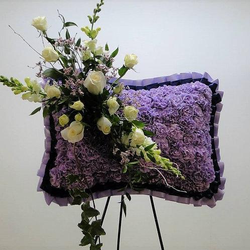 Standing Flower Pillow